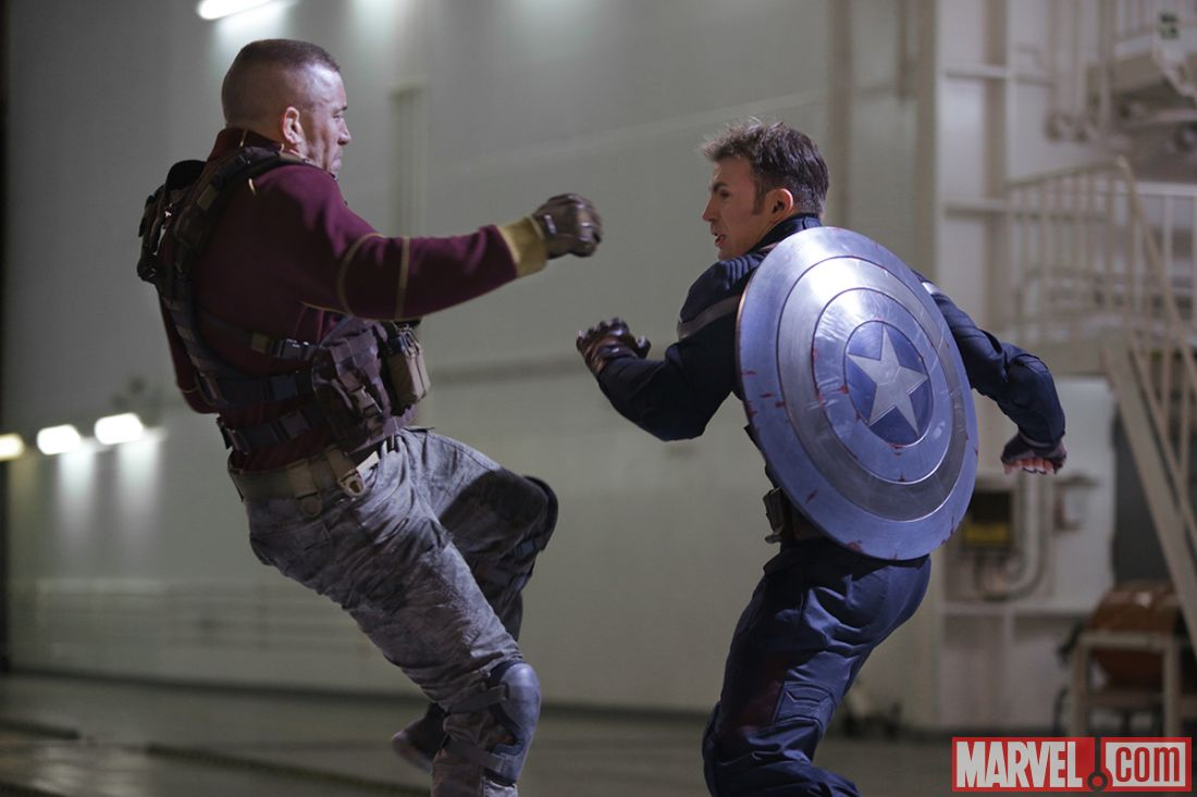 Batroc from Captain America Winter Solider
