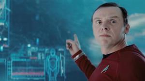 Star Trek Into Darkness ticket