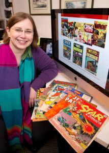 Carol Tilley - professor, library and information science