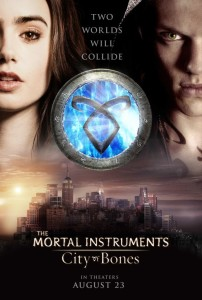 Mortal Instruments City of Bones trailer #2