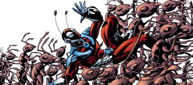Ant-Man script rewrites