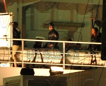 Captain America Filming in Los Angeles