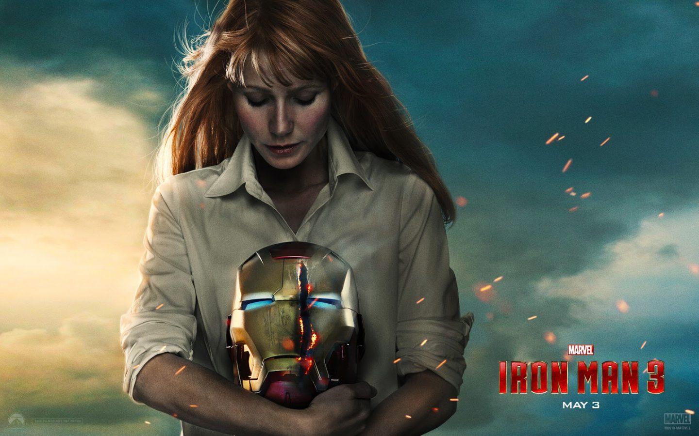 Gwyneth Paltrow Iron Man 3