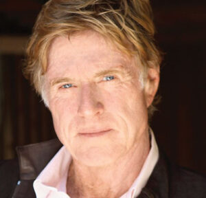 Robert Redford Marvel
