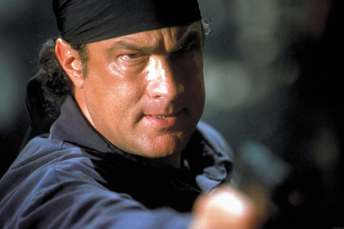 Steven Seagal Expendables 3