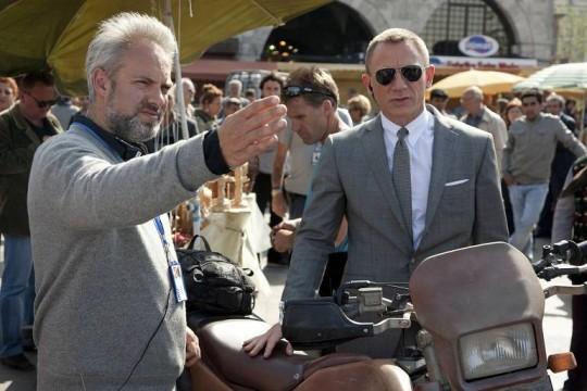 James Bond director