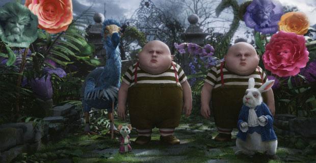 Alice in Wonderland Sequel