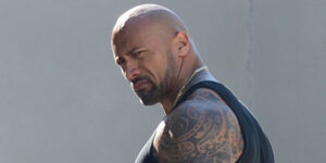 Dwayne Johnson role