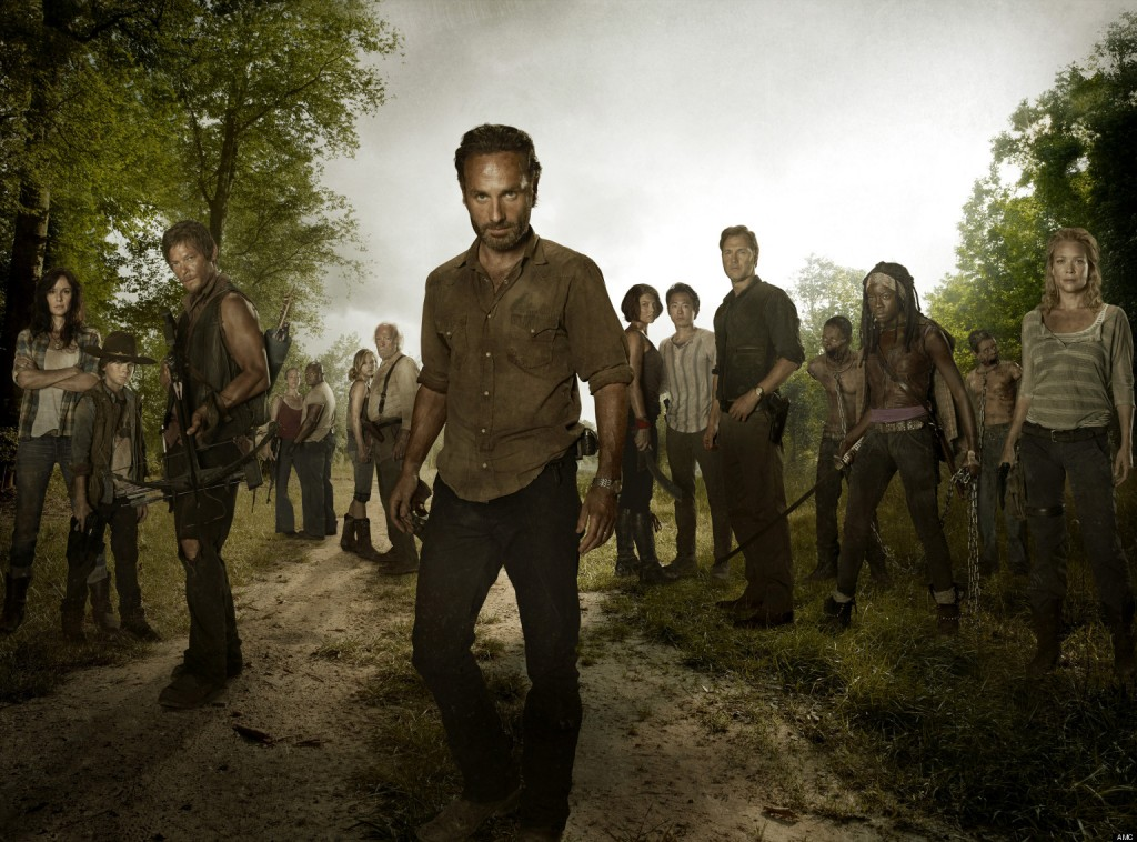 Warning! Walking Dead Season 4 Spoilers Ahead! Do not scroll down if