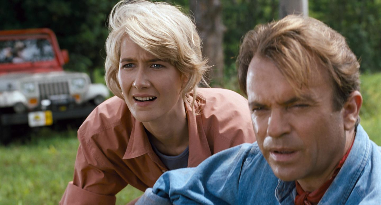 Sam Neil Jurassic Park