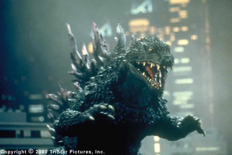Comic-Con 2013 Godzilla Poster