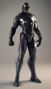 Comic-Con 2013 Robocop