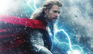 Comic-Con 2013 Thor