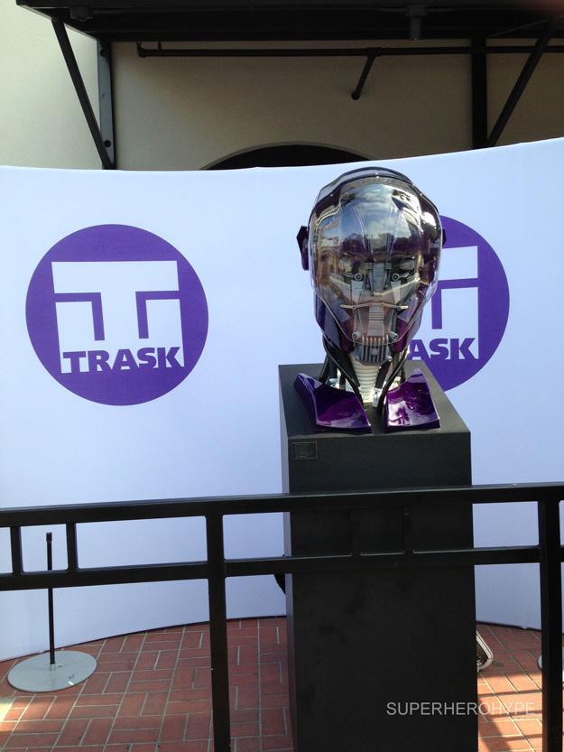 Comic-Con 2013 Sentinel Head