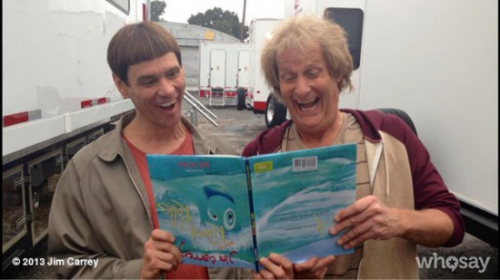 dumb and dumber to first look