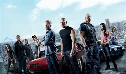 Fast and Furious 7 first look