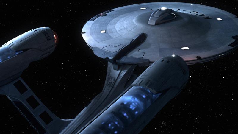 new Star Trek TV