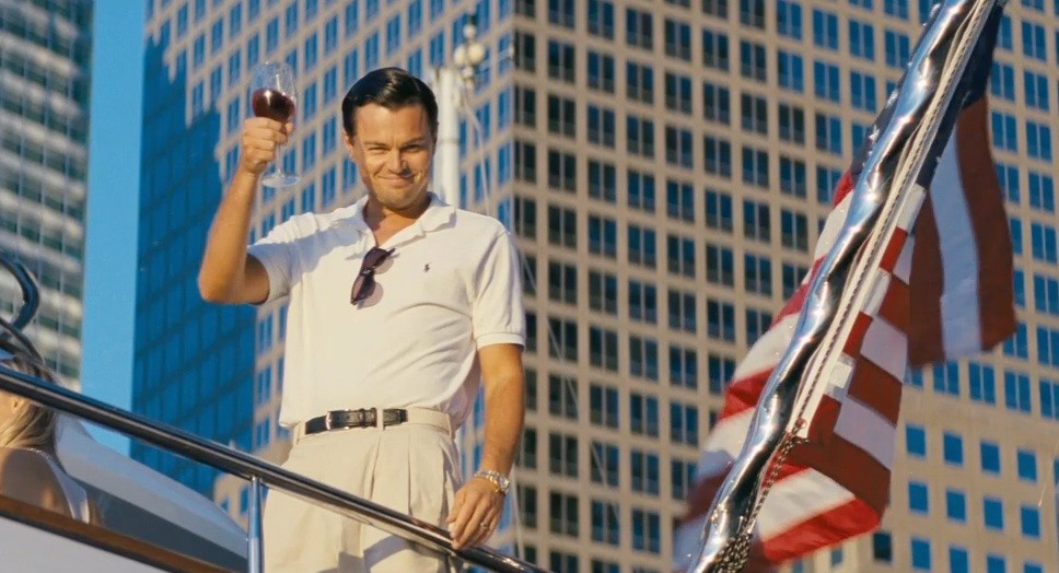 the wolf of wall street release date