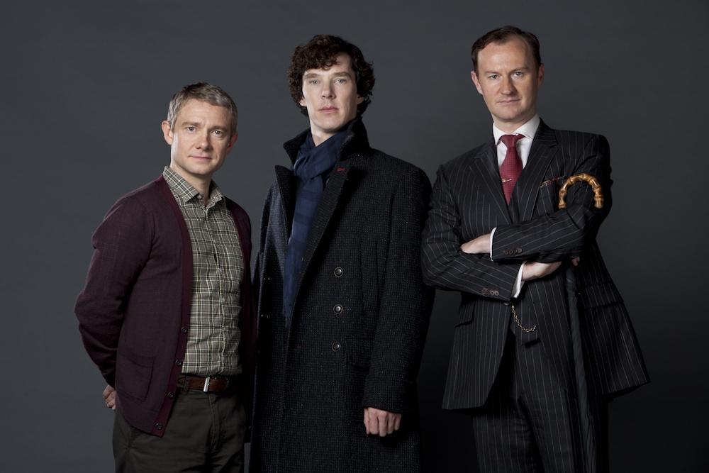 Sherlock Season 3 Premiere Date