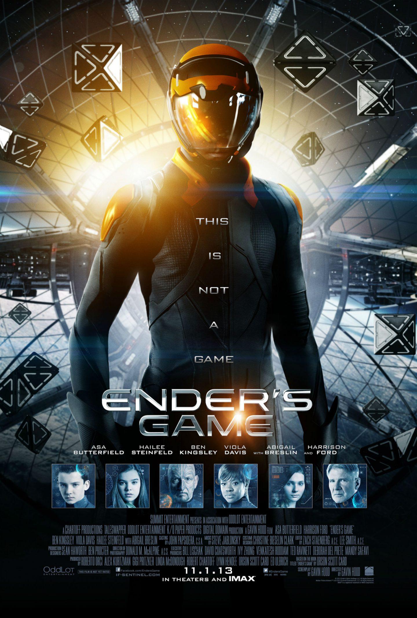 Ender's Game Sequel