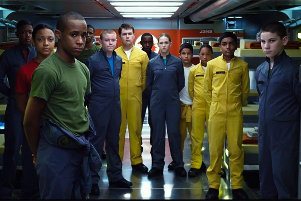 Given all this, Ender's Game is made even more interesting via the training squad melting pots seen in Battle School. Boys and girls, white and black and ...