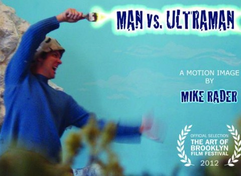 Man Vs. Ultraman