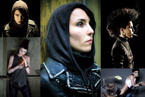 Heroic Female Characters