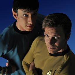 Spock & Kirk (STC)