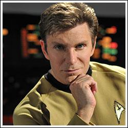 Vic Mignogna as Capt. Kirk