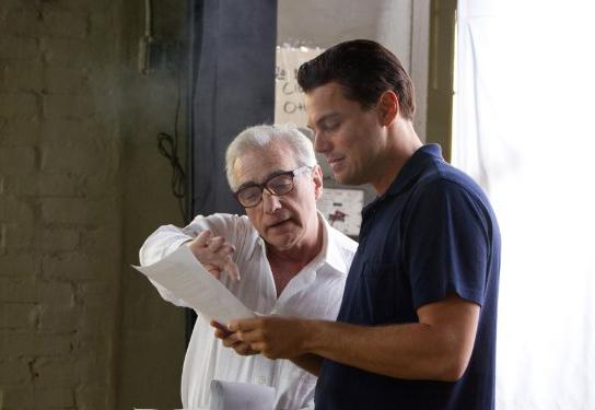 Martin Scorsese retiring
