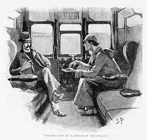 Sherlock Holmes In Public Domain