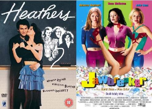 Heathers vs. Jawbreaker