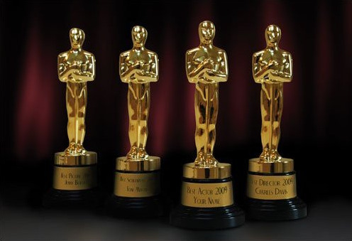 2014 Academy Awards Winners