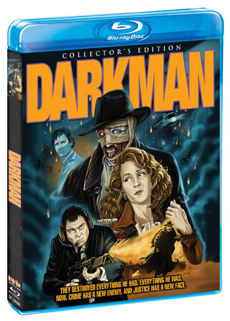 Darkman Collector's Edition