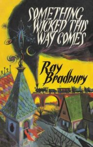 Something This Way Comes - the book cover