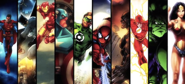 Best Superheroes