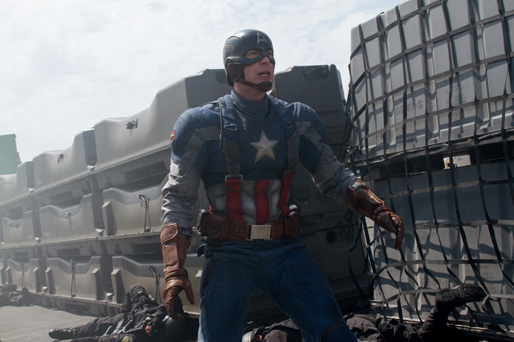 Top Captain America: The Winter Soldier Easter Eggs