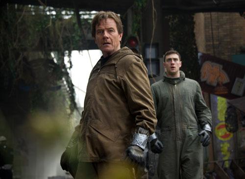 Bryan Cranston hates Godzilla