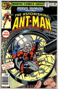 Ant-Man plot
