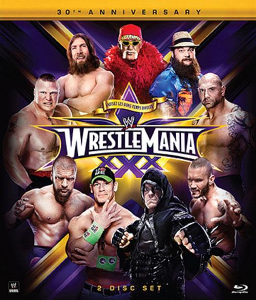 Wrestlemania 30