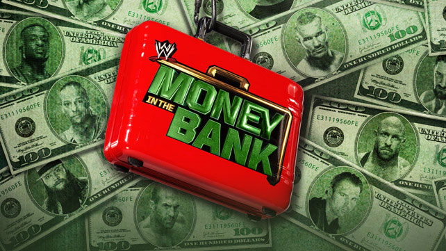 WWE Money in the Bank 2014 results