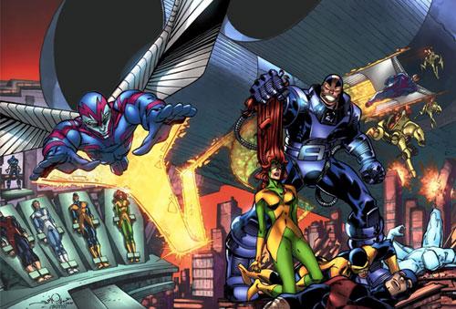 Four Horsemen: Bryan Singer Teases 'X-Men: Apocalypse'