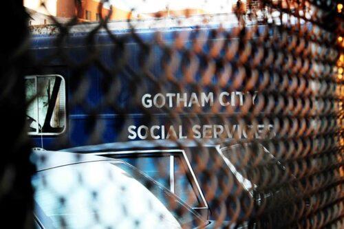 Gotham TV show photos