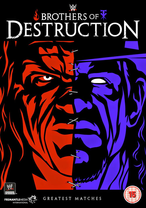 WWE Brothers of Destruction DVD review