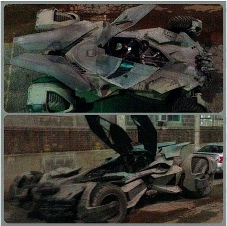 Batmobile photos