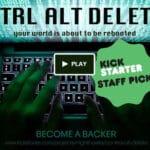 Kickstart This! 'Control Alt Delete'