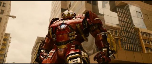 Avengers: Age of Ultron trailer