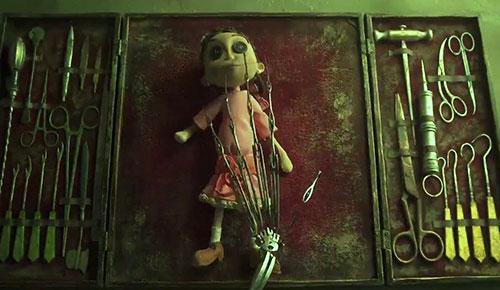 family friendly horror movies