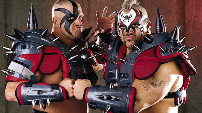 Top 20 tag teams in professional wrestling