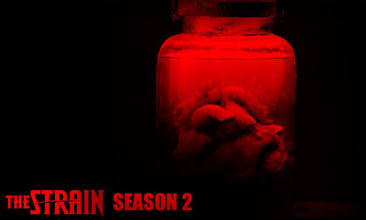 The Strain season 2 teaser
